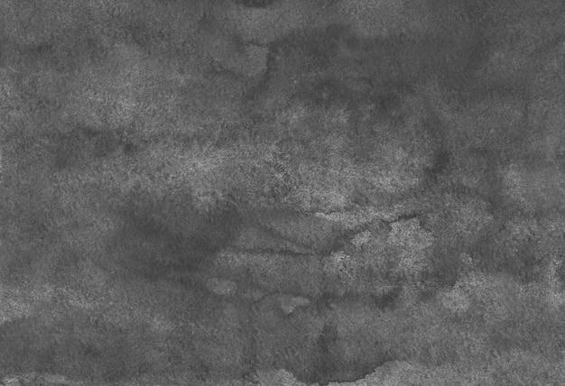 Акварель гранж серый фон