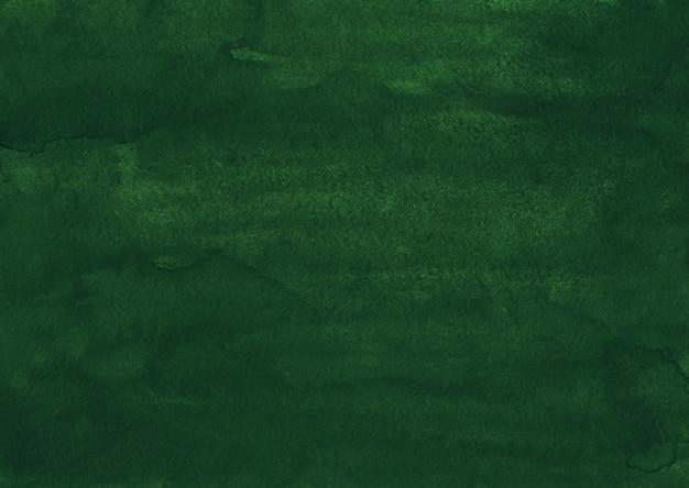 水彩グランジ緑の背景テクスチャ