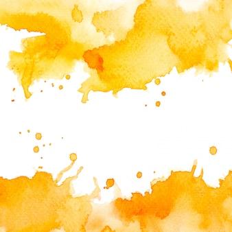 カラーイエローwatercolor.image