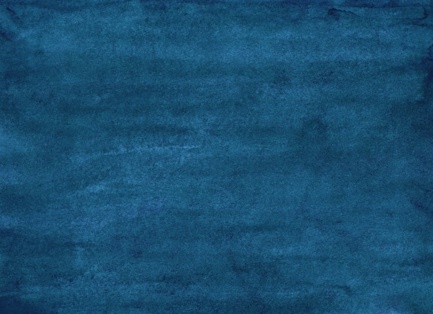 Watercolor ink blue texture