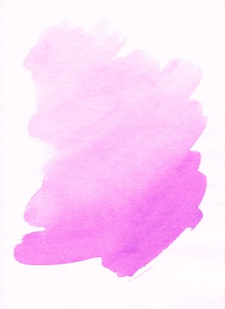 Watercolor light fuchsia