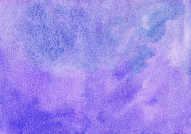 Watercolor light lavender