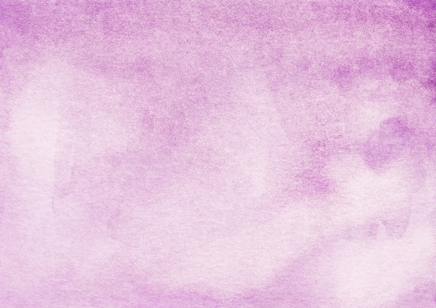 Watercolor light lilac rose color background