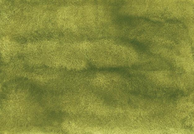 Акварель горчица фоновой текстуры