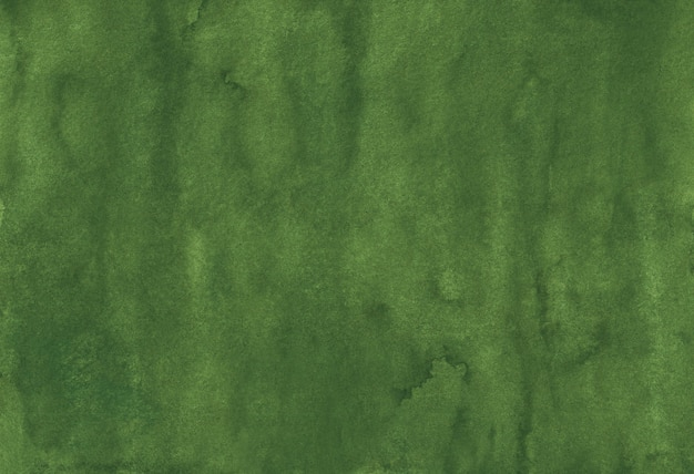 水彩マスタードグリーンの背景テクスチャ