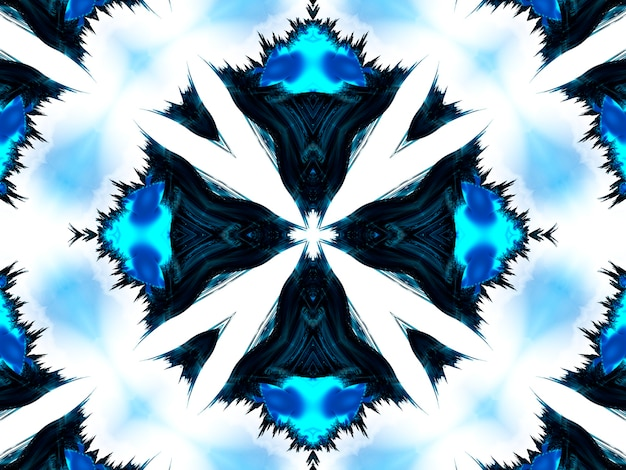 Акварель неоновый голубой темно-синий черный чернила квадратный естественный фото качественный узор