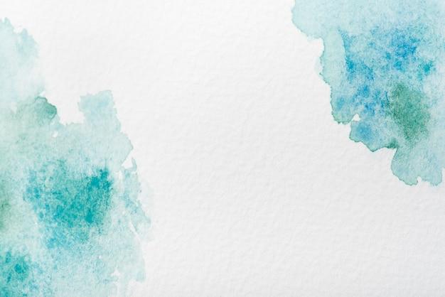紙のテクスチャ構成に水彩