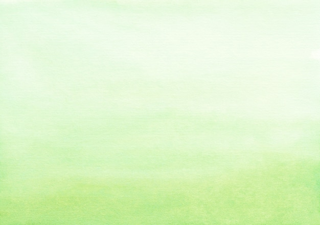 Watercolor pastel lime color background texture