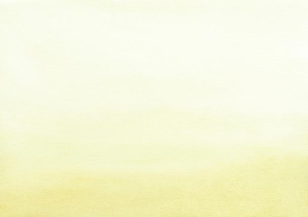 수채화 파스텔 노란색 그라데이션 배경 텍스처