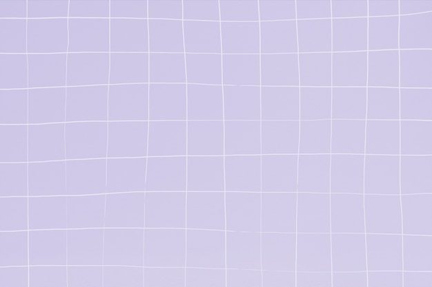 Watercolor pattern lavender square geometric distorted