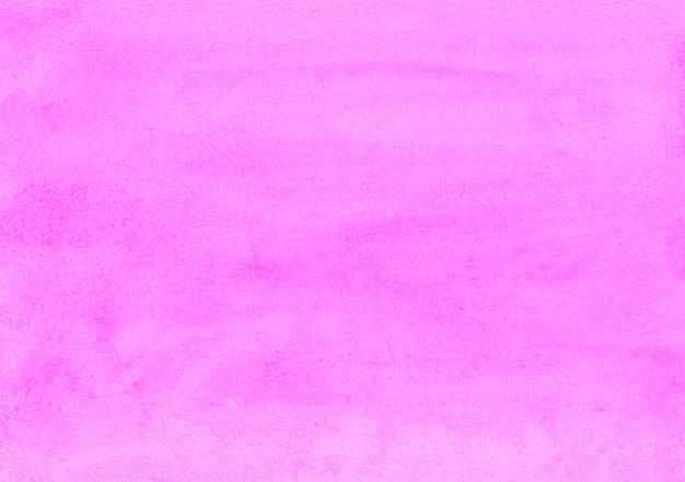 Watercolor pink background texture. aquarelle abstract backdrop.