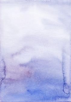 Акварель королевский фиолетовый фон ombre ручная роспись.