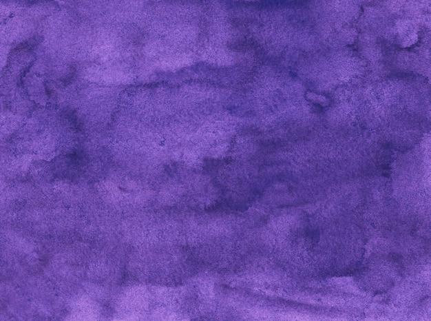 Watercolor royal purple texture