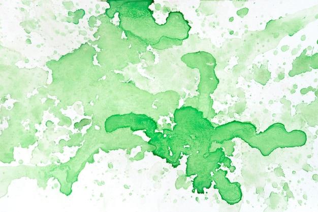紙のテクスチャ構成に水彩スプラッシュ