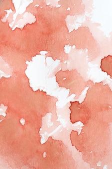 Watercolor splash on paper texture
