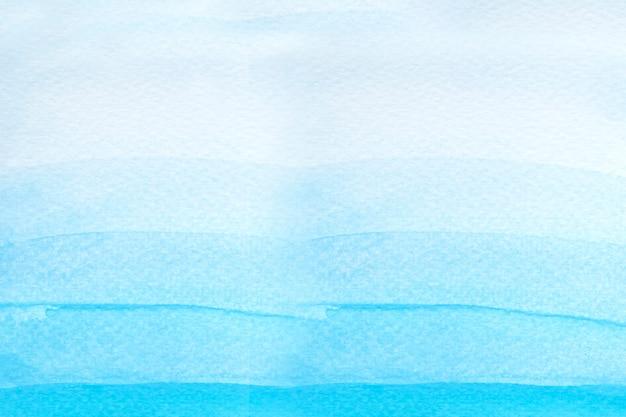 水彩テクスチャの青い背景