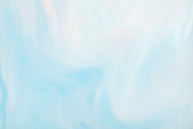 수채화 질감 파란색 배경