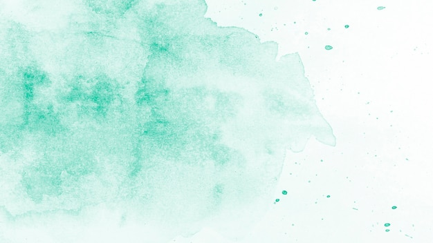Watercolour paint abstract background