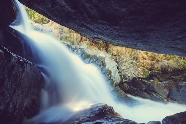 コスタリカの滝