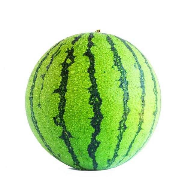 Watermelon fruit is sweet.