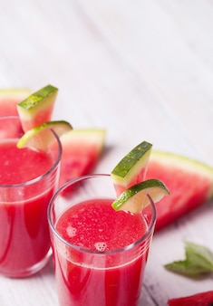 Watermelon smoothie