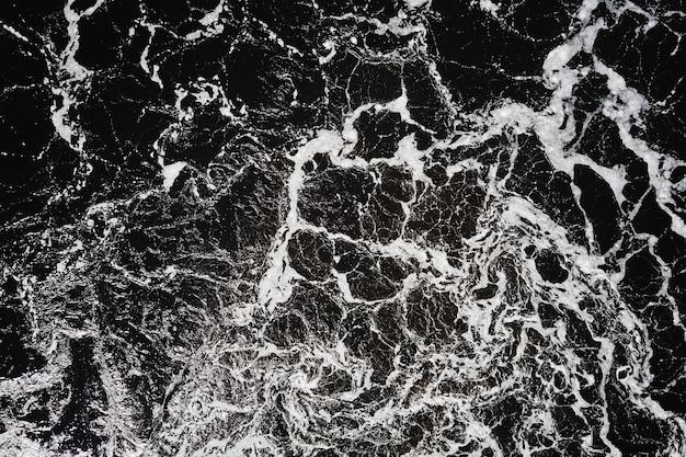 渦巻きの空中写真と川の水の波水背景水の波の抽象的なパターン