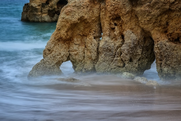 Waves washed rock riffs. creative diffuse form.