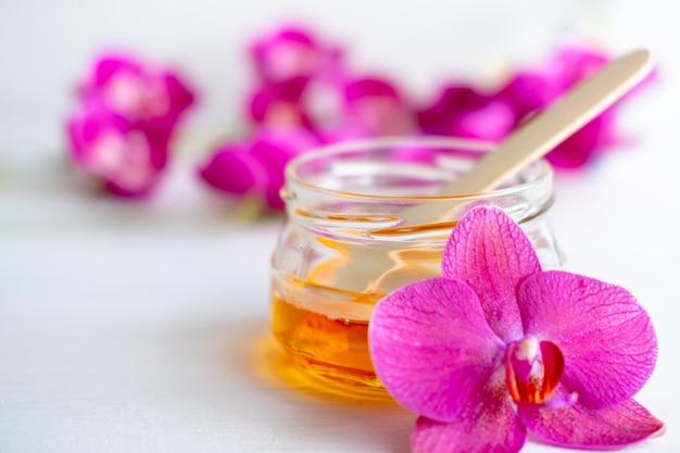 Воск медово-цветочный
