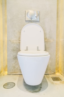 Wc clean modern domestic up