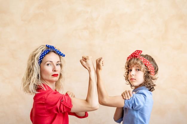 Мы можем сделать это! женский день