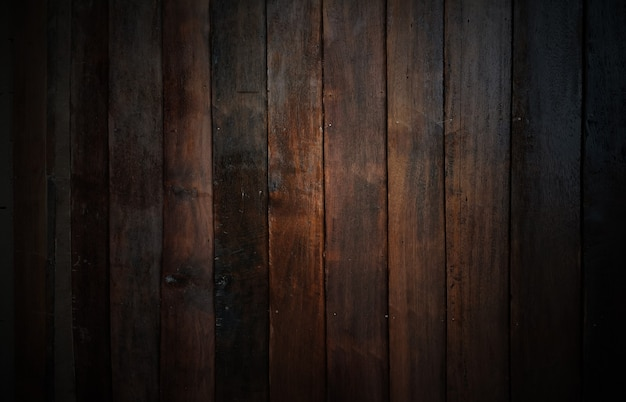 Weathered barn old wood background with knots