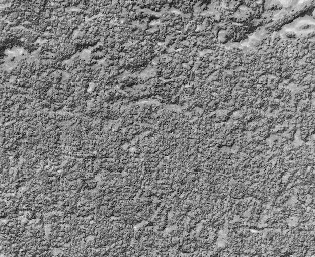 Muro di cemento alterata
