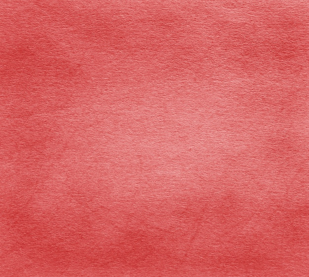 Weathered red paper texture