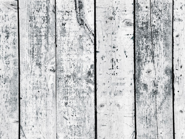 Weathered wooden fence textured