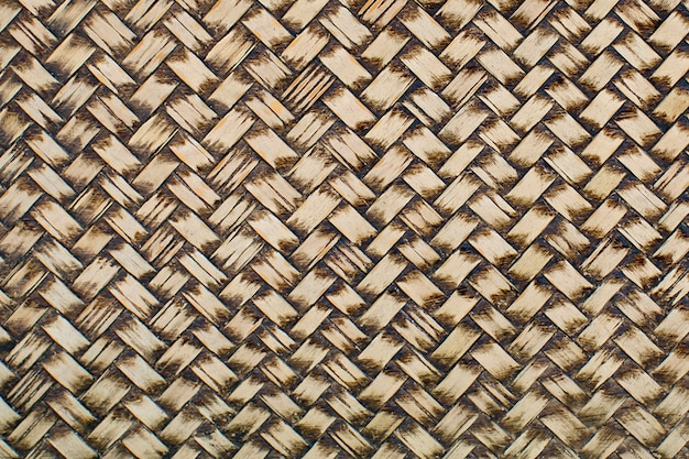 Weave texture or weave