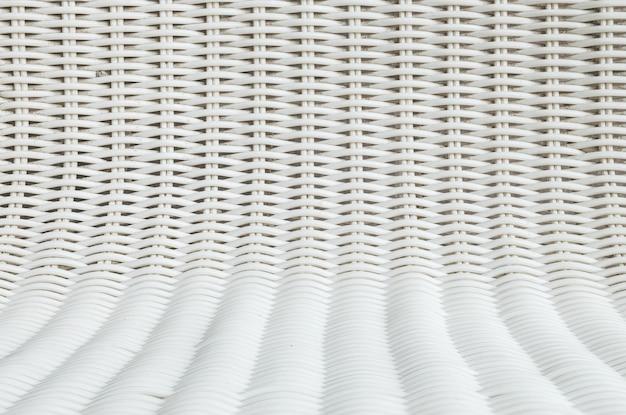 Картина поверхности крупного плана деревянная на деревянном стуле weave