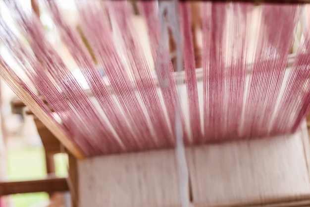 Weaving, thailand