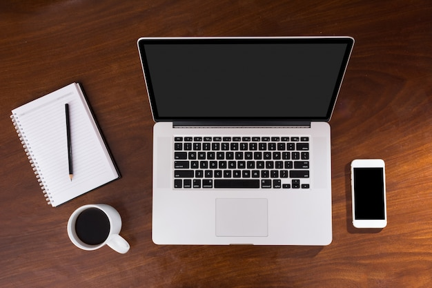 Website and application design mockup