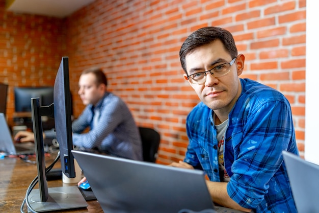 Website design programming and coding technologies.
