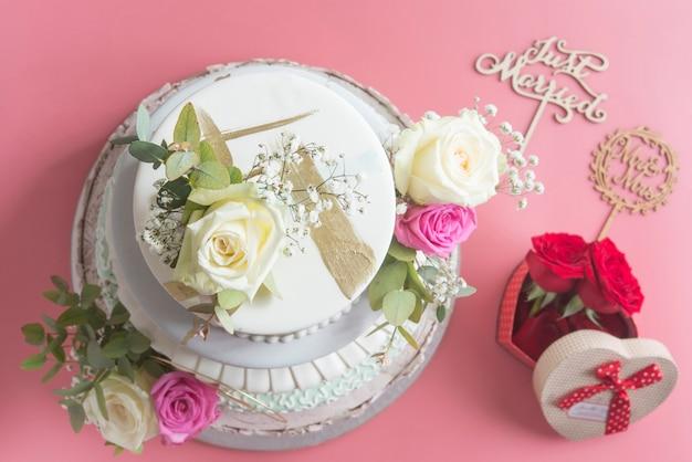 웨딩 케이크 절연