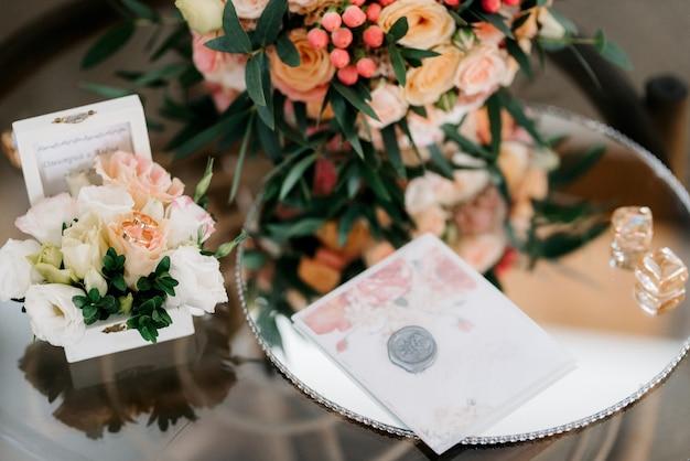 결혼식 지역, 아치 의자 장식