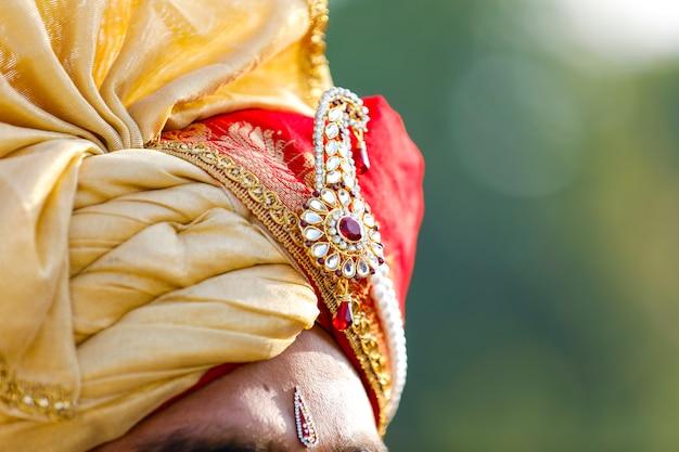 Wedding ceremony :bridal pagadi