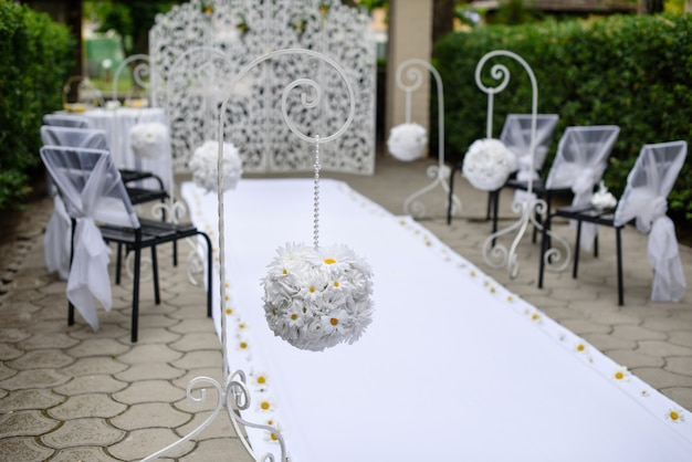Wedding decoration. it can be used as a background