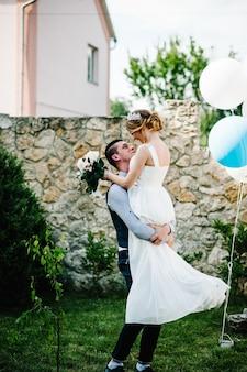 Свадебный первый танец.
