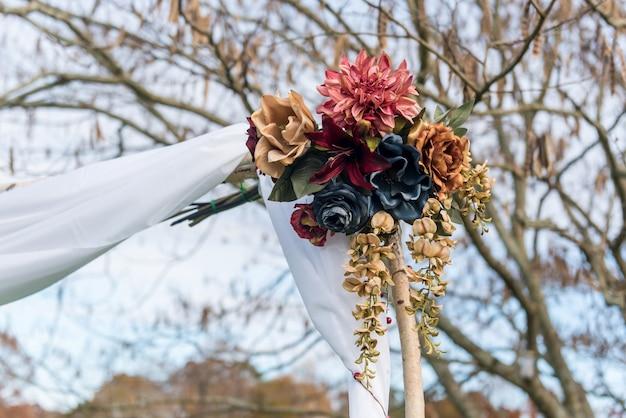ジョージア州マディソンのサザンクロスゲストランチでの結婚式の写真