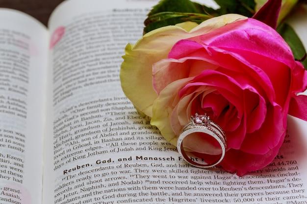 성경에 결혼 반지