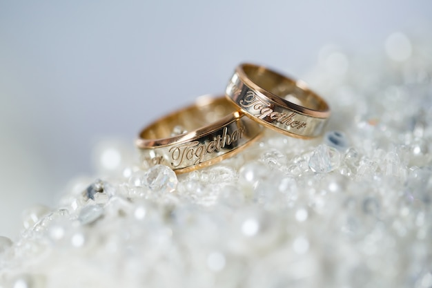 Wedding rings