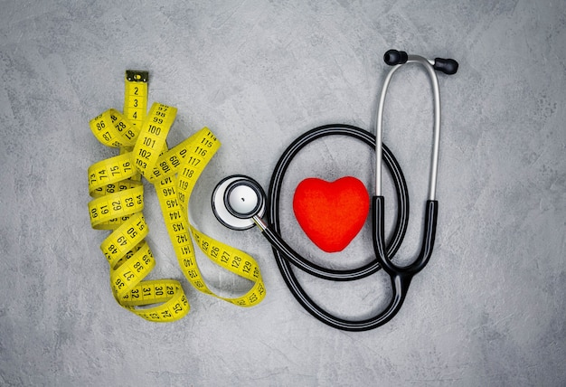 Weight loss under medical supervision of nutritionist.