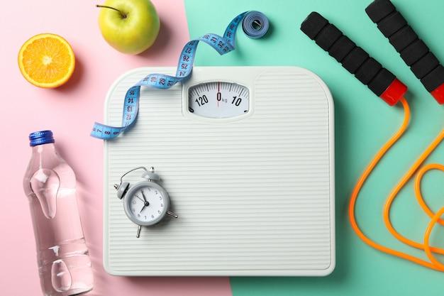 Аксессуары для похудения или здорового образа жизни