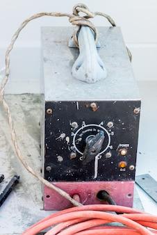Welding power box